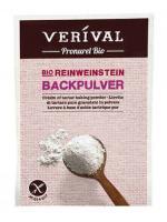 Levadura de repostería Verival Bio 4x17g.
