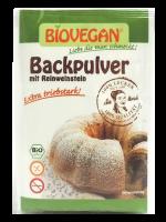 Levadura de pastelería extra fuerte Biovegan 4x17g.