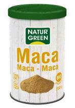 Maca andina en polvo Naturgreen 250g.