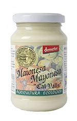 Mayonesa demeter Cal Valls 180g.