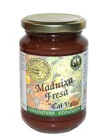 Mermelada fresa eco Cal Valls 375g.