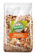 Muesli copos crujientes Biocop 1kg.