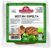 Seitán de espelta Natursoy 250g.