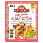 Frutti gusanitos Natursoy 100g.
