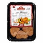 Bocaditos de tofu rebozados Natursoy 150g.