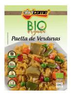 Paella de verduras bio Abricome 250g.