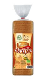 Pan de molde tierno de espelta integral Sol Natural 400g.