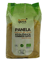 Azúcar panela bio Alternativa3 1Kg.