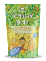 Pequeño Buda Banana y Manzana Iswari 300g.