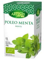 Poleo menta Artemis 20 filtros