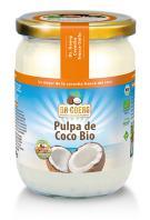 Pulpa de coco bio Dr. Goerg 500ml.