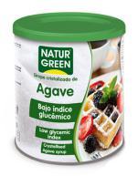 Sirope de agave cristalizado Naturgreen 500g.