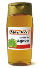 Sirope de agave 350g.