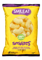 Smilitos (gusanitos de maíz) 38g.