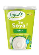 Yogur de soja natural 400g.