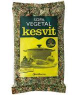 Sopa de sémola tipo verduras Kesvit 500g.