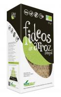 Fideos de arroz integral Soria Natural 250g.
