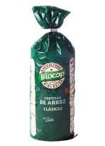 Tortitas arroz Biocop 200g.