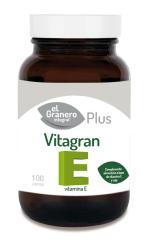 Vitagran E (Vitamina E) 100 perlas 640mg.