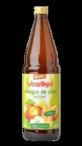 Vinagre de manzana bio sin filtrar 750ml.
