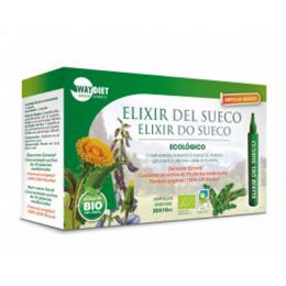 Elixir del sueco Way Diet 20amp.x10ml.