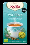 Infusión Voz Clara Yogi Tea 17 bolsitas