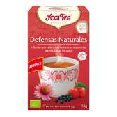 Infusión Defensas Naturales 17 bolsitas