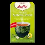 Te verde Matcha Limón 17 bolsitas