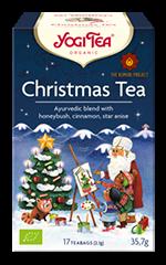 Té Navidad (Christmas collection) Yogi Tea 17 bolsitas