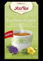 Infusión Equilibrio alcalino Yogi Tea 17 bolsitas