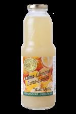 Zumo limón 100% eco Cal Valls 1l.