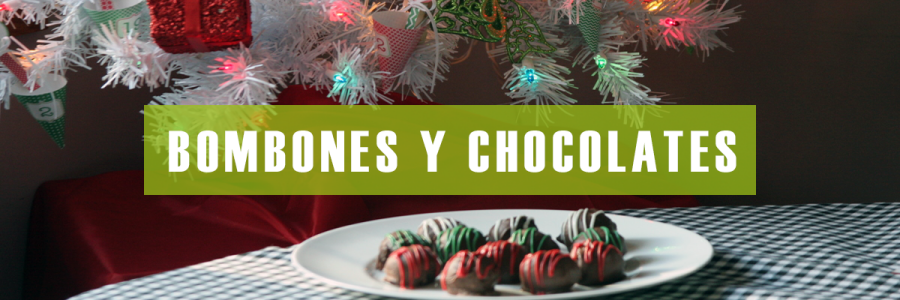 Bombones y chocolates