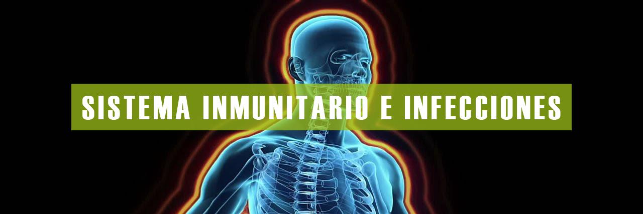 Sistema inmunitario e infecciones