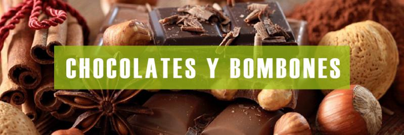 Chocolates y bombones