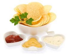 Cremas y salsas sin gluten