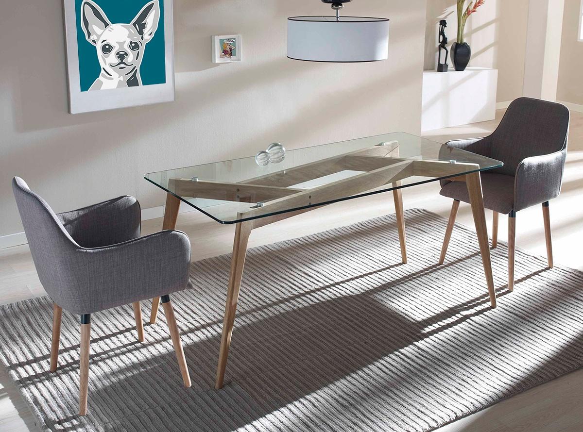 Mesa comedor anellab muebles de salon hipermueble - Hipermueble mallorca ...