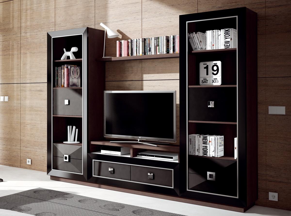 De salones modernos cheap muebles de salon moderno - Merkamueble castellon ...