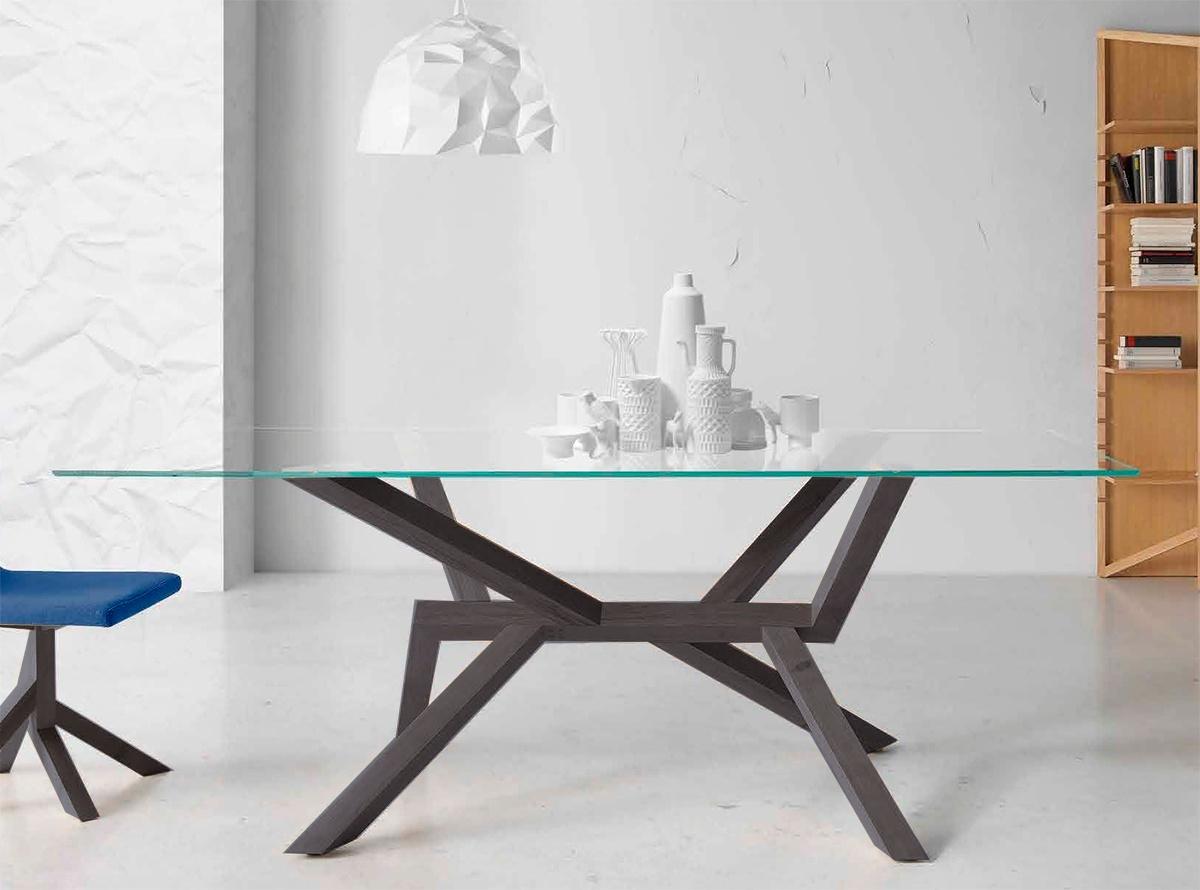 Mesa yop mesas de comedor hipermueble for Modelo de mesa comedor