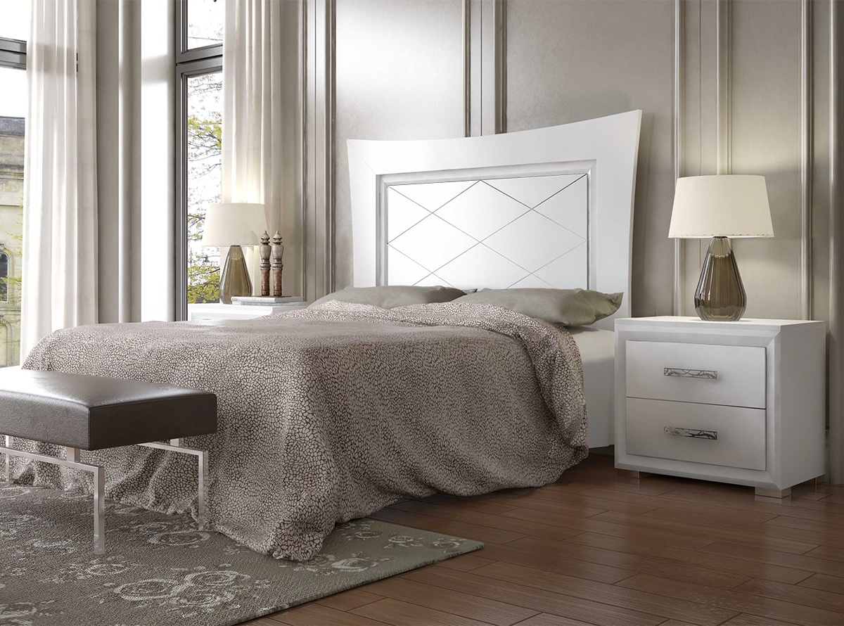 Dormitorios saran b dormitorios muebles baratos for Decoracion dormitorio matrimonio blanco
