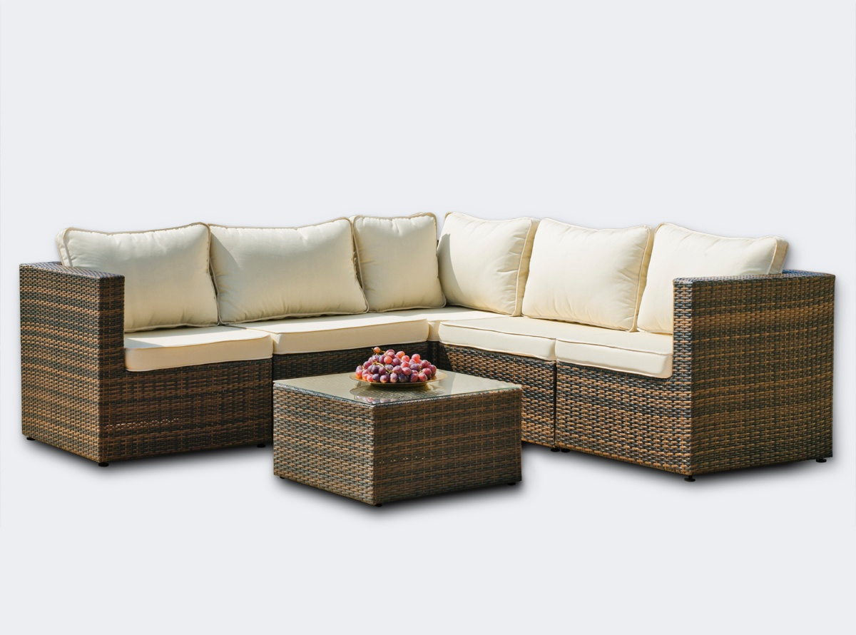 Sofas jardin interesting perfect muebles baratos palma de for Sofas modulares baratos