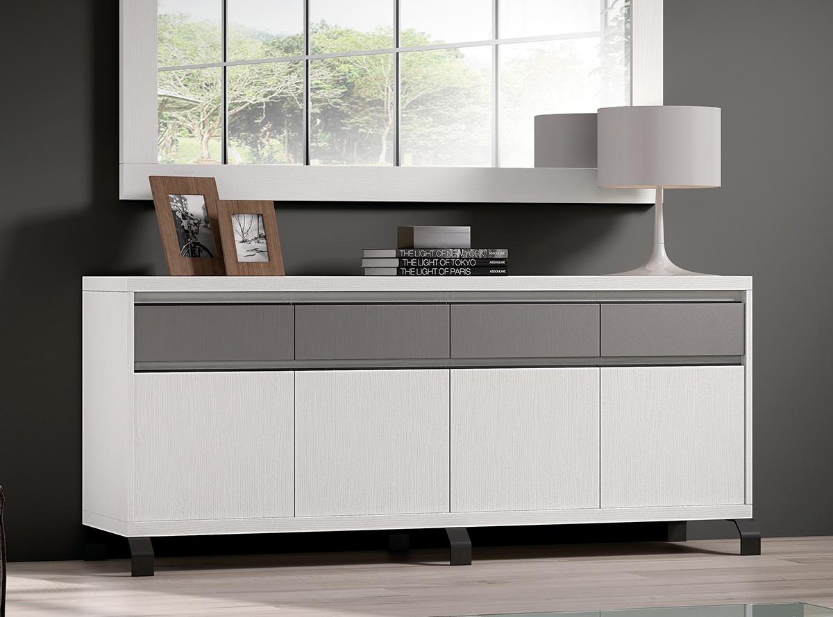 Aparador kebit muebles auxiliares hipermueble - Hipermueble mallorca ...