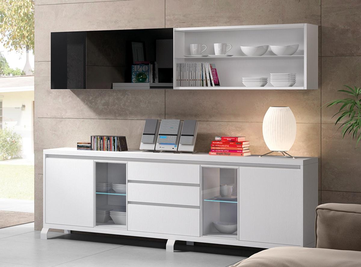 Aparador kebit muebles auxiliares hipermueble for Muebles la fabrica precios