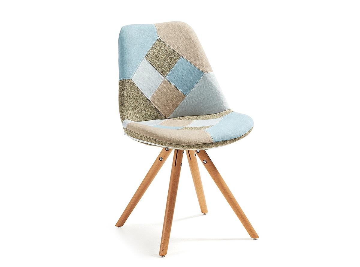 Silla celia patch sillas comedor hipermueble for Sillas de salon