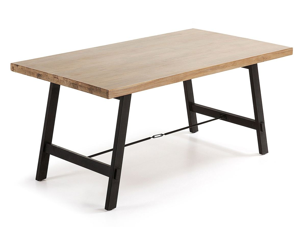 Mesa fabril mesas de comedor hipermueble - Hipermueble mallorca ...