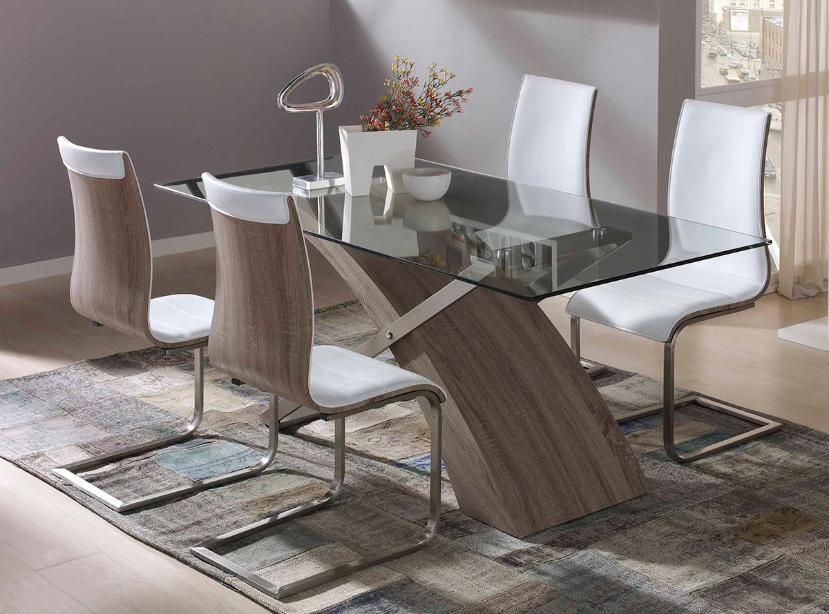 Mesa comedor scuti muebles de salon hipermueble - Hipermueble palma de mallorca ...