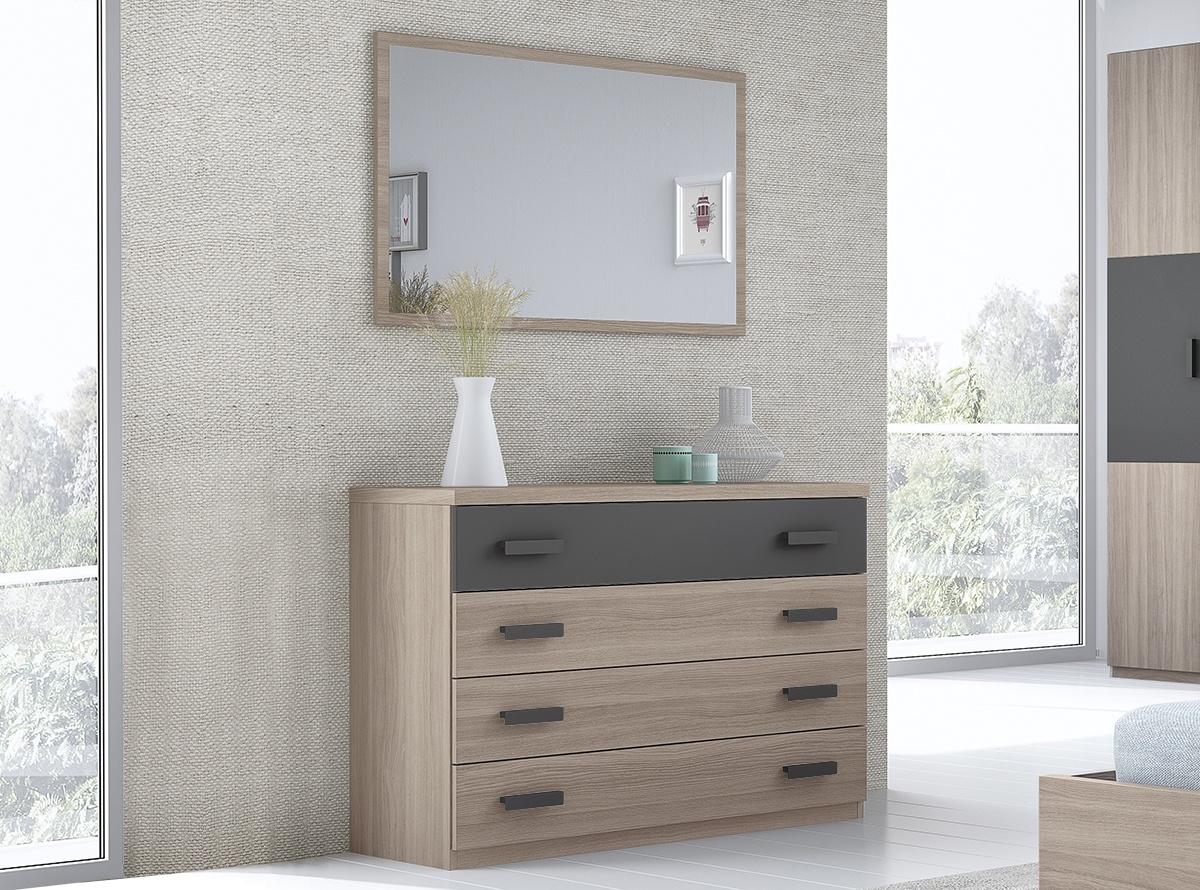 Comoda ryoga muebles dormitorios hipermueble - Hipermueble menorca ...