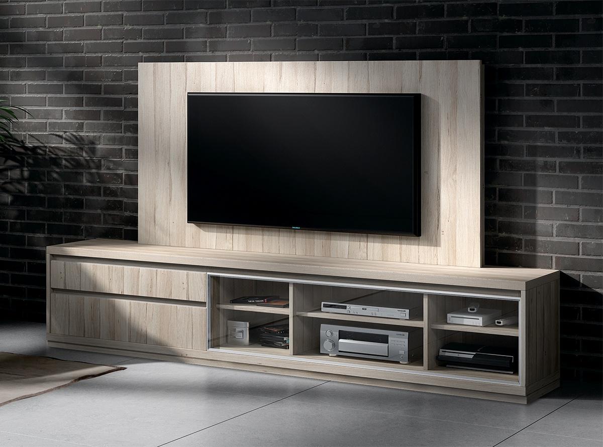 mueble tv musur muebles de salon hipermueble On muebles de television