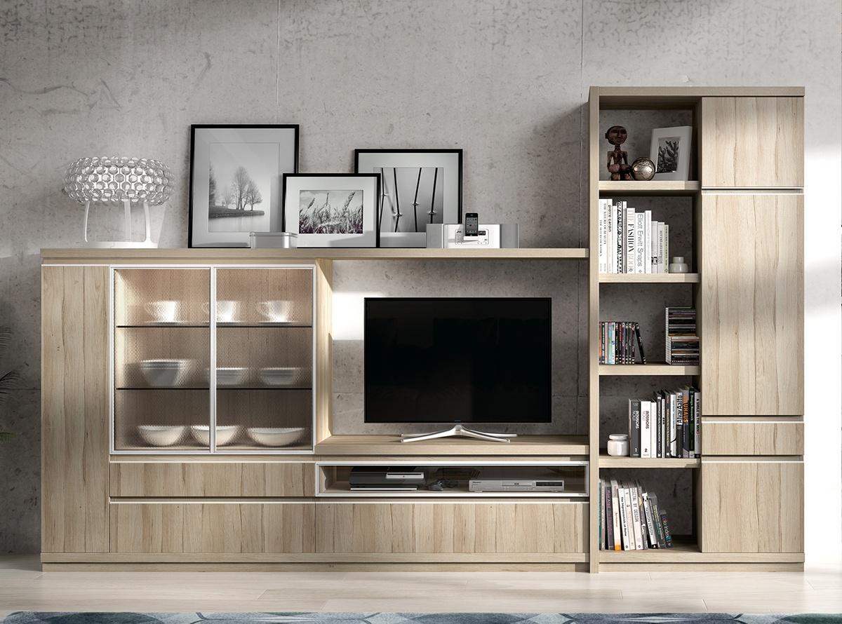 Mueble de salon musur salones modernos hipermueble for El hiper del mueble