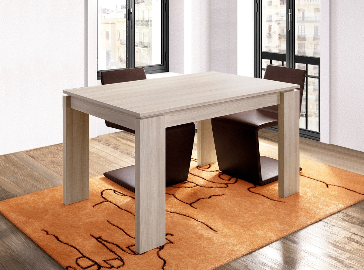 Mesa baden mesas de comedor hipermueble - Hipermueble mallorca ...
