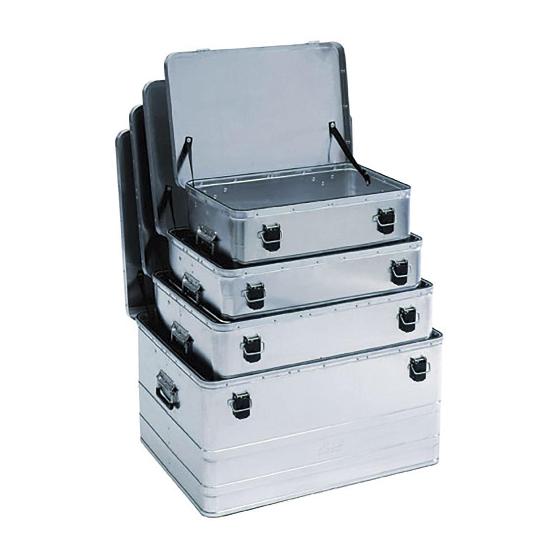 Cajas De Aluminio Almacenaje Almateca